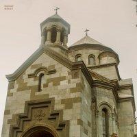 Армянский Собор. Ялта. :: Ольга Назаренко