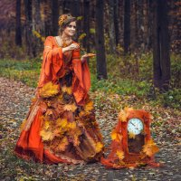 Время Осень :: Виктор Седов