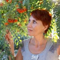 Рябинушка ) :: Райская птица Бородина