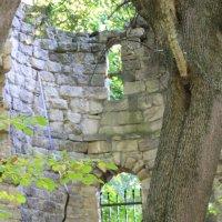 Руины старой крепости-3. :: Руслан Грицунь