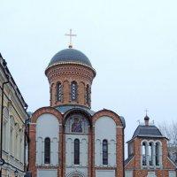 Церковь Иконы Божией Матери Иверская в Иверской общине сестер милосердия :: Александр Качалин