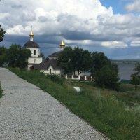 Остров-град Свияжск. :: ovatsya /Ирина/ Никешина