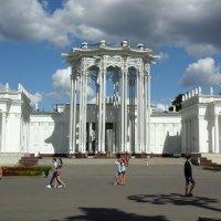 Павильон на ВДНХ :: Дмитрий Никитин