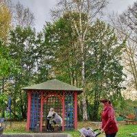 У нас во дворе :: Валерий Талашов