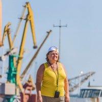 Этюд в жёлтых тонах :: Николай Ефремов