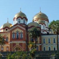 Абхазия. Новоафонский монастырь :: Николай
