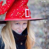 Юная ведьмочка :: Юлия