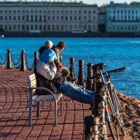 На набережной :: Alexandre Andreev