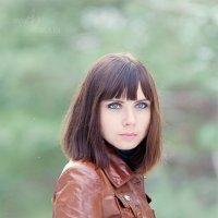 В морозном октябре :: Анна Вокуева