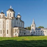 Ярославово дворище, Великий Новгород :: Владимир Демчишин
