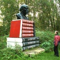 Изучаю труды вождя :: Илья Хабибуллин