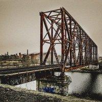 Старый и забытый мост.19 век. Фото № 1. :: Алла ************