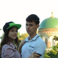 Таня и Даня :: Вика Гонтарева
