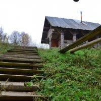Лестница. :: Oleg4618 Шутченко