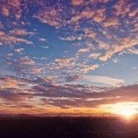 Закат в Джавахке :: KanSky - Карен Чахалян
