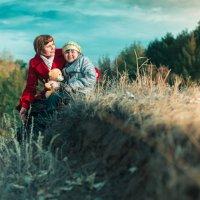 Мама с дочкой :: Сергей Воробьев