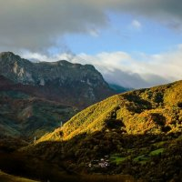 Село в горах :: Ольга Маркова