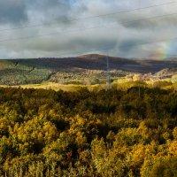 Радуга над горами :: Ольга Маркова