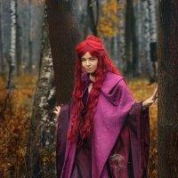 Огненная девушка :: Виктор Седов