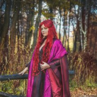 Волшебница :: Виктор Седов