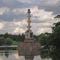 Чесменская колонна (Санкт-Петербург, Царское Село) :: Павел Зюзин