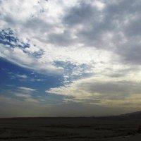 пустынный берег Мертвого моря :: Anna Sokolovsky