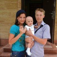 А вот и покрестили меня :: Олеся Щербакова