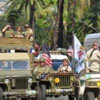 парад в Ницце в честь взятия Бастилии :: Taigen Rokhman