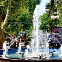 Городской парк :: Олег Пучков