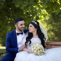 еще раз про свадьбу :: Оксана Гунина