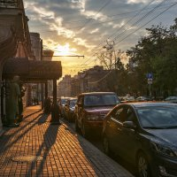 Я свои мечты беру с собою в это время суток погулять :: Ирина Данилова