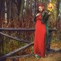 Волшебство :: Виктор Седов