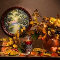 Расплескала краски осень... :: Валентина Колова