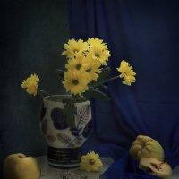 В желтом и синем... :: Алина