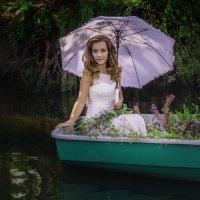 Цветочная лодка :: Lesya Lesnayavedma