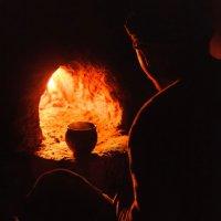 Полночь с видом на огонь :: Tatiana Ash