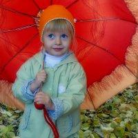 теплая осень :: Нади часоК