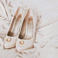 Туфли для свадьбы :: Римма Федорова