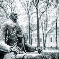 Шемякин о Петре I. :: Николай