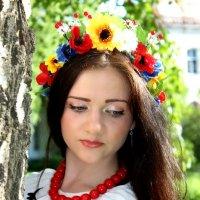 Украинка :: Артур Ходос
