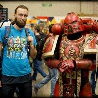 Comic con 2015 :: Вадим Климкин