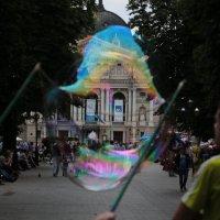 Мыльные пузыри-15. :: Руслан Грицунь