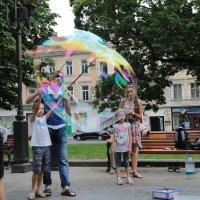 Мыльные пузыри-11. :: Руслан Грицунь