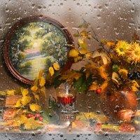 Осень кружилась над сонмом берёзовым... :: Валентина Колова