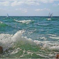 Танцы на волнах :: Эля Юрасова