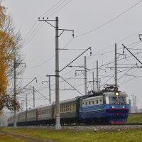 Электровоз ЧС2К-816 :: Денис Змеев