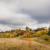Осень пришла :: олег фотограф-любитель