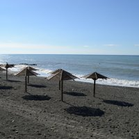 Опустел....наш...пляж..... :: Диана Богдан
