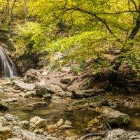 Водопад Джур-Джур :: Елена Решетникова