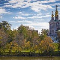 Новодевичий монастырь :: Борис Гольдберг